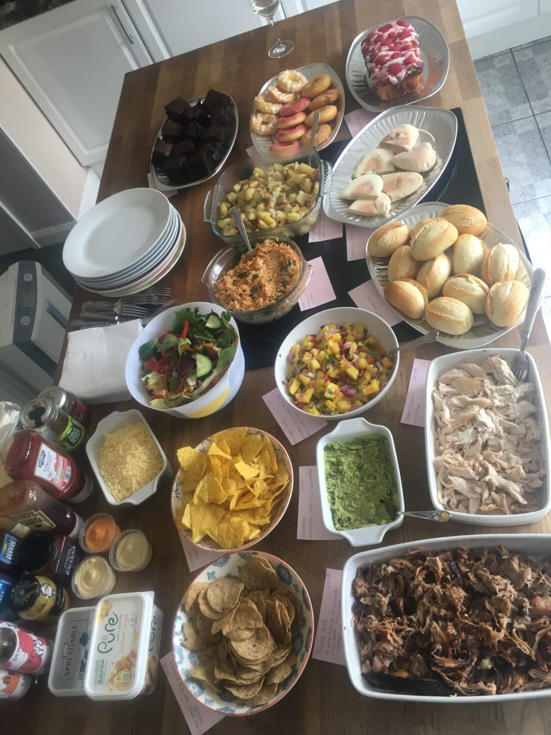 Super A Delicious Gluten Dairy Free Buffet With Recipes Download Free Architecture Designs Scobabritishbridgeorg